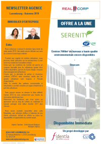 Newsletter Autumn 2010