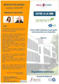 Newsletter Autumn 2010