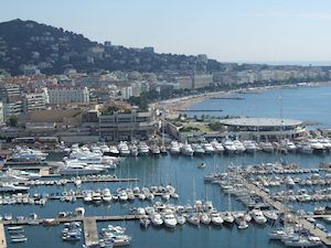 Cannes is the location of the annual MIPIM real estate convention