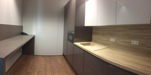 Lovely new kitchen in the Stargate building