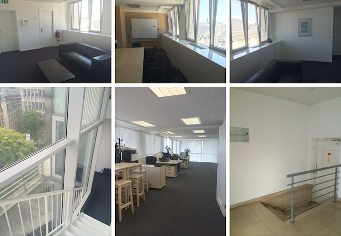 Fund Solutions' new premises after renovation