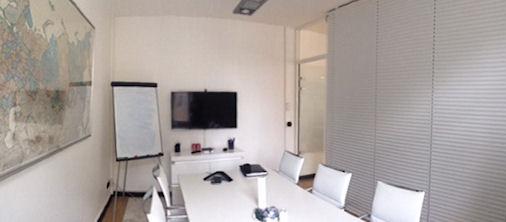 East Capital meeting room