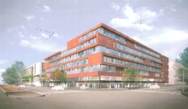Belval 563m² divisible from 281m² (Office)
