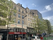 Gare 445m² divisible from 165m² (Office)
