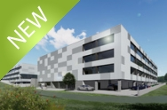 Kockelscheuer 2860m² divisible from 160m² (Office), 500m² (Industrial)