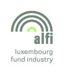Logo of the Association of the Luxembourg Fund IndustryL ALFI