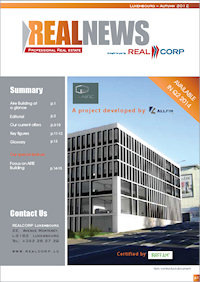 RealNews Autumn 2012