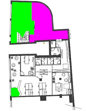 BLVD Prince Henri Floorplan by Melanie Ligier for MD Skin Solutions