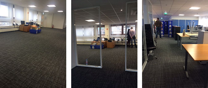 2RS Insurance new premises after move